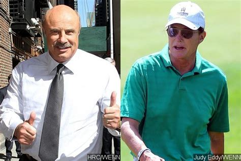dr phil bruce jenner transitioning dr phil clarifies his jokes about bruce jenner s transition