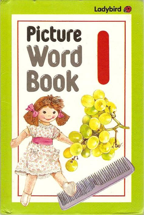 picture word book word books