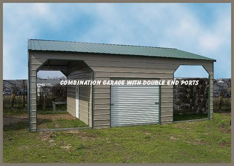 garagen carport kombination houten garages carports bogarden car