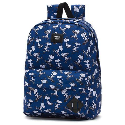 Original Vans Mn Skool Ii Back Peanuts Sneakers vans x peanuts skool backpack vans ca store