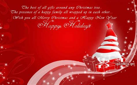 christmas  card   quotes sayings messages