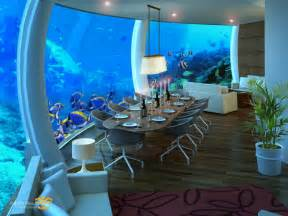 Poseidon undersea resort fiji an underwater hotel