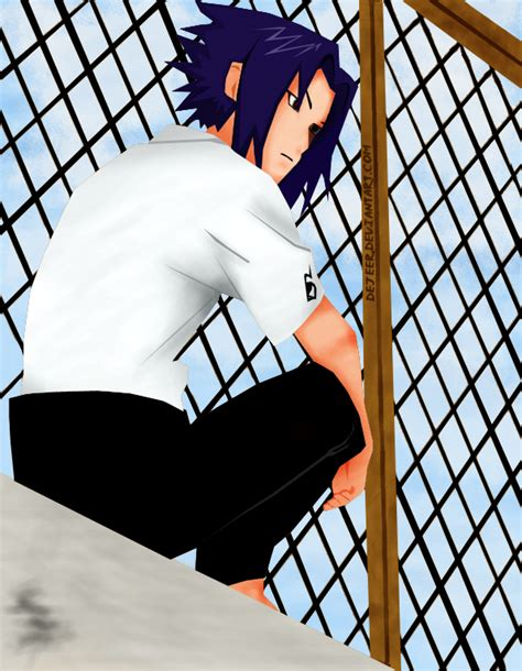 konoha high school sasuke konoha high school by dejeer on deviantart