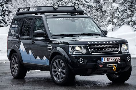 land rover discovery xxv pictures auto express