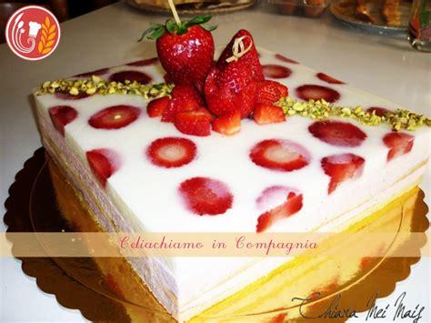 torta giardino di fragole torta giardino di fragole celiachiamo in compagnia