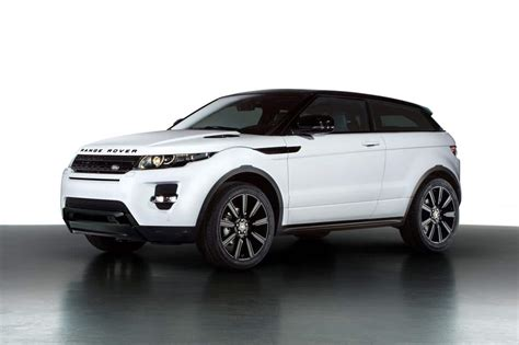 land rover evoque black the black pack for the range rover evoque dynamic