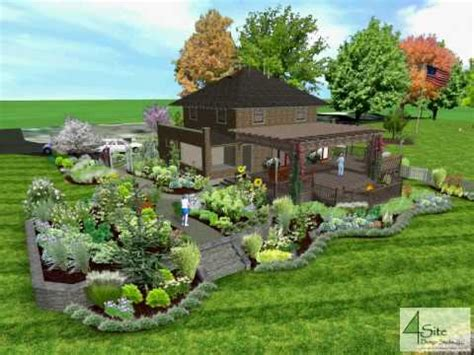 Home Designer Suite 3d Home Design Software swansea residence landscape design 3d model avi youtube
