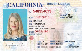 california id card template i will edit or make any type of scanned images driver