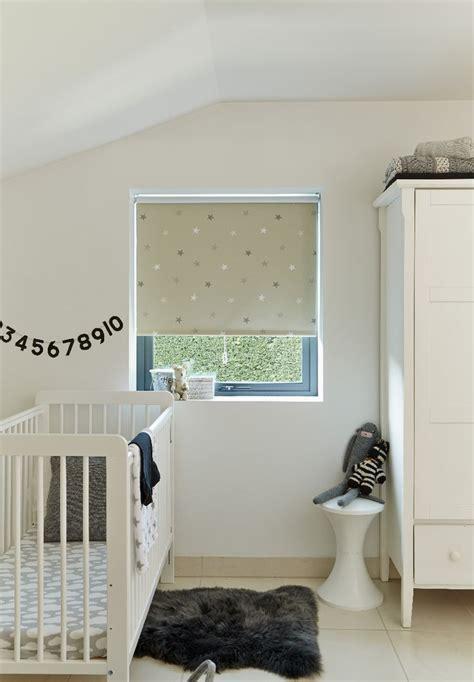 patterned blackout blinds bedroom our starry sky beige roller blind features a blackout