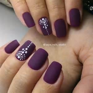 matte color nails 25 best ideas about matte nail on