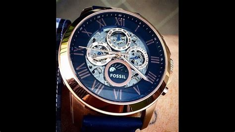 Fossil Me 3029 fossil me3029 automatic