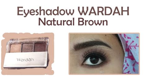 tutorial eyeshadow wardah uchylestari