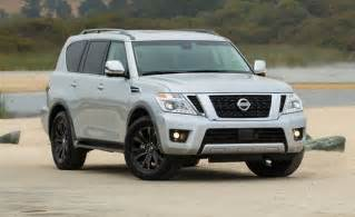 Nissan Armada Pictures 2017 Nissan Armada Drive Review Car And Driver