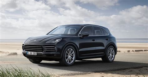 2019 Porsche Cayenne by 2019 Porsche Cayenne Arrives Mid 2018 Priced At 66 750