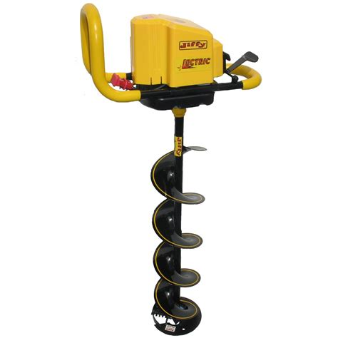 jiffy pro jiffy 174 pro ii lectric xt auger 581161 augers at