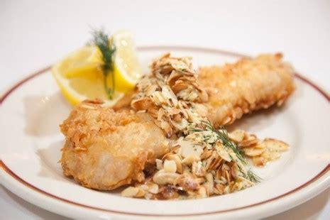 trout amandine recipe of the week gulf fish almandine arnaud s restaurant