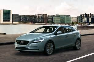 Volvo Be 2016 Volvo V40 Prices And Specs Revealed Autocar