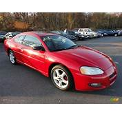 Indy Red 2001 Dodge Stratus R/T Coupe Exterior Photo