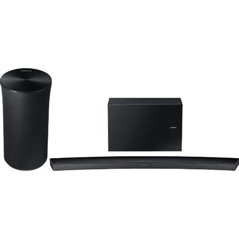 Home Theater Samsung Bluetooth samsung hwj7500 curved home theater soundbar system with