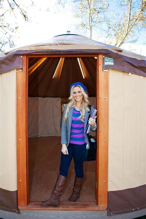 Love Yurts Hgtv by Design Star Season 7 Photo Highlights From Episode 8