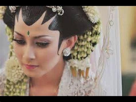tutorial rias pengantin inez tutorial cara make up rias pengantin cantik dan menawan