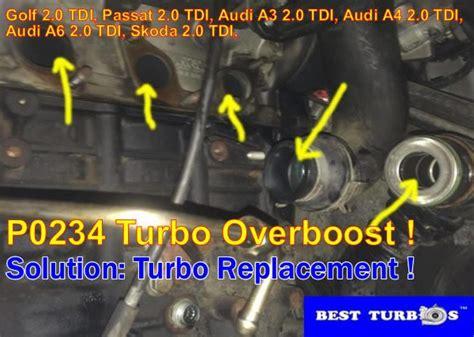 Audi 2 0 Tdi Engine Problems by P0234 Overboost Golf 2 0 Tdi Passat 2 0 Tdi Audi A3 2 0