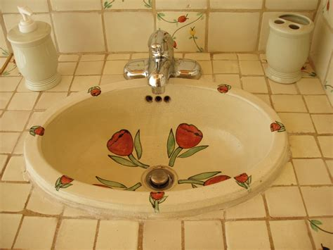 mexican hand painted sinks casa montoya vacation rental in taos