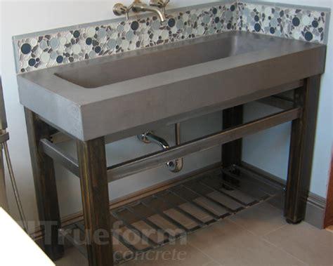 Trough Bathroom Vanity Trough Bathroom Sink Vanity