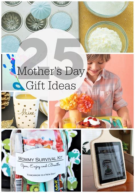 mom gift ideas mother s day archives classy clutter