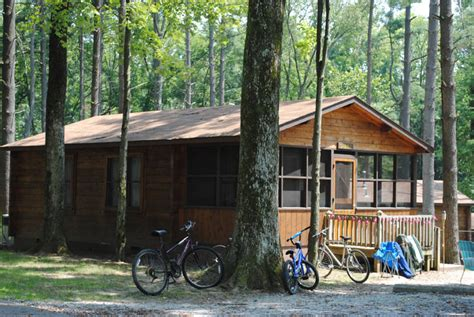 Lincoln State Park Cabins by Visit C And Explore At Lincoln State Park