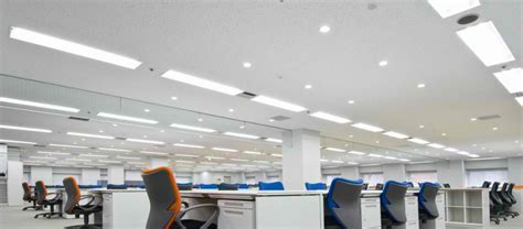 led office and industrial lights best lighting styles for corporate offices and buildings