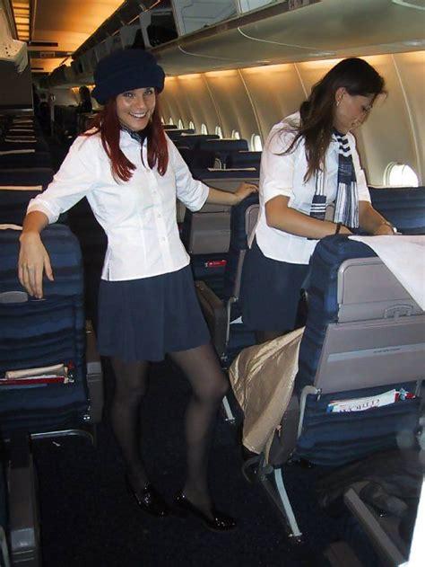 flight attendants and car