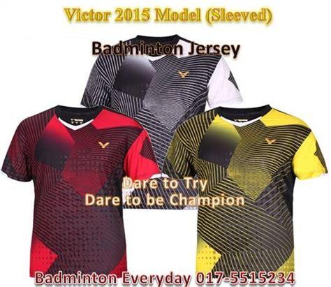 Baju Jersey Badminton Vt 2015 Badminton Shirt Baju J End 5 3 2018 1 15 Am