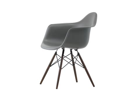 Vitra Eames Armchair by Eames Plastic Armchair Dar By Vitra Stylepark