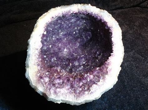 Amethyst Am 041 degwyn gems decorative amethyst geode dg18 041