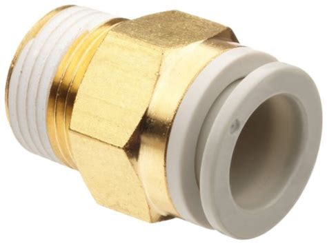 Kq2h04 M5a Smc Fitting Product For 4mm smc kq2h04 01as brass push to connect fitting with