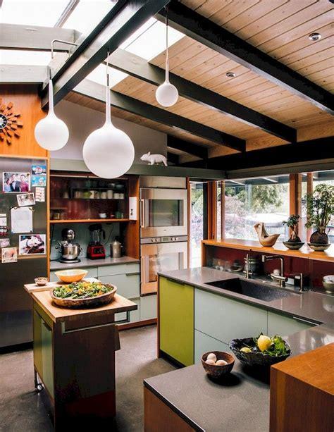 amazing mid century kitchen design decor ideas mid