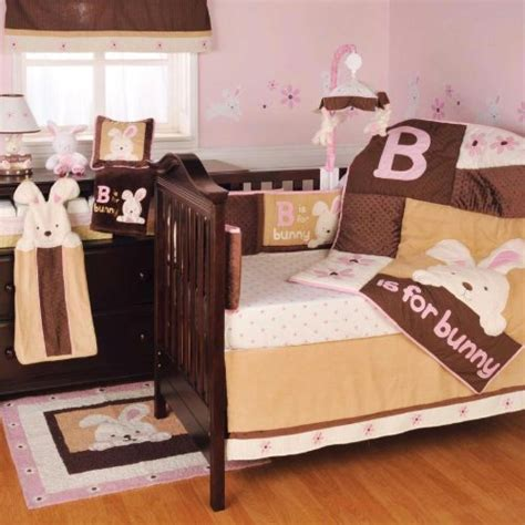 bunny crib bedding kidsline b is for bunny crib bedding collection baby