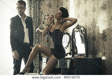 sexy couple bedroom images flirtation images stock photos illustrations bigstock