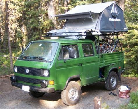 vw doka syncro green machine 1990 volkswagen doka 16 syncro bring a