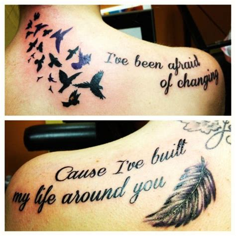 tattoo on shoulder lyrics 57 best images about must see fan tattoos on pinterest