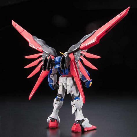 Bandai Gundam Seed Destiny 1144 Hg Destiny Gundam Diskon 1 144 Rg 11 Destiny Gundam 2toyshop