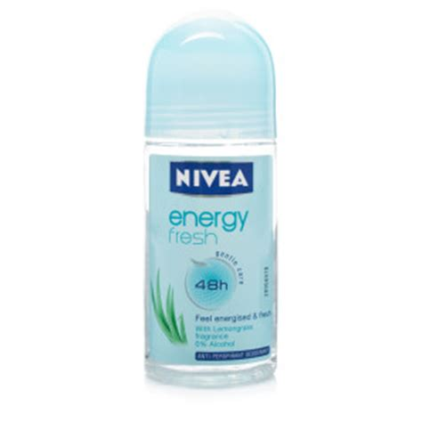 Pucelle Deo Roll On Fresh 50ml Deodorant nivea energy fresh deodorant roll on chemist direct