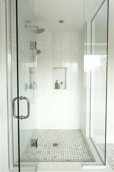 Bathroom Tile Ideas White by Tiles Black And White Shower Tile Ideas White Tile
