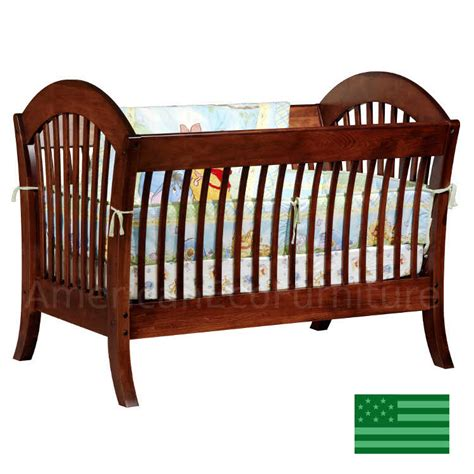 baby cribs 4 in 1 convertible pacifica 4 in 1 convertible baby crib solid wood made in