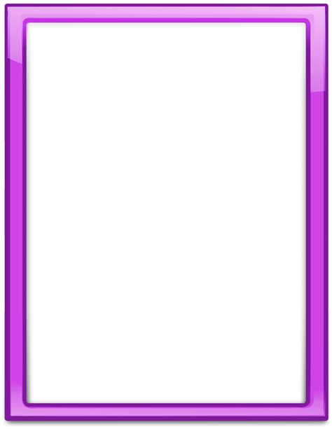 Telecharger Home Design 3d Pc Gratuit by Glass Frame Purple Vertical Page Frames More Frames