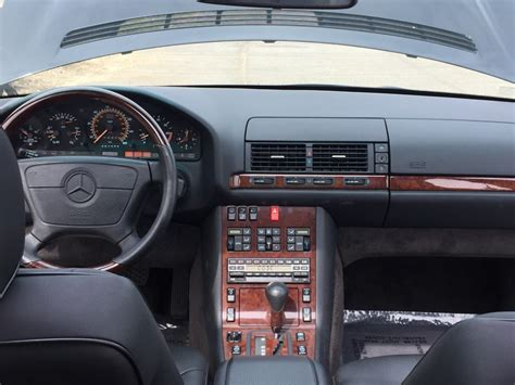eBay Find: Two Mercedes Benz W140 S Class with Delivery