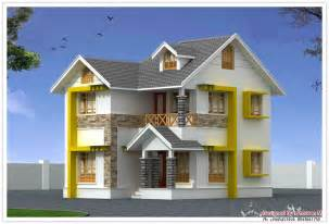kerala duplex house which houses plans designs
