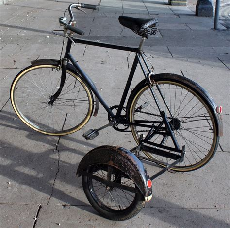 E Bike Mit Beiwagen by Bicycle Bicycle With Sidecar