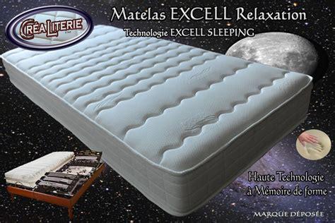 matelas anti stress matelas excell soft relaxation 224 m 233 moire de forme technologie anti stress rubrique matelas haute